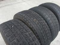 Moving Sale!!! Hablo Espaol!!! 4 Bridgestone Blizzak