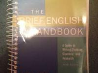 BRIEF ENGLISH HANDBOOK USED FOR CCP ENGLISH 101 AND 102