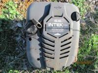 For sale a Intek 6.5 hp motor off of a push mower. It
