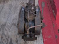 Selling 2 Briggs Straton FH engines.One is a straight