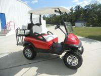 2008 Club Car all NEW 2012 Batteries, All-Sport lift,
