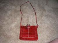"BRIGHTON 9""x9"" SHOULDER BAG. VERY GOOD CONDITION! MANY"