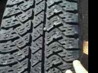 I have a set of Brigstones for truck size 265-65-18,