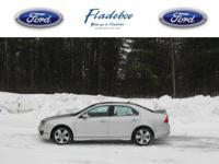 Description Make: Ford Model: Fusion Mileage: 2 miles