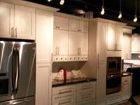ATTRACTIVE 10 X 10 MAPLE KITCHEN AREA $1968.00 -----