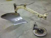 "I have for sale a BRINLY 10""PLOW and BRINLY tandem disk"