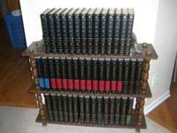 15th edition complete Britannica set. Includes: events