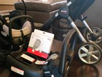 We are selling our Britax B-Agile stroller with Britax