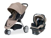 Designed to be an on-the-go travel system, the B-AGILE