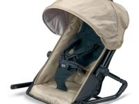 The Britax B-Ready Second child seat allows you to