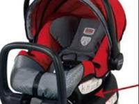 Britax Chaperone with True Side Impact Protection is