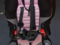 We are selling our daughter's used, 6-year old Britax