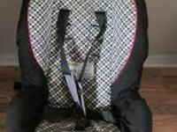 Britax Marathon carseat in good condition. Rearfacing