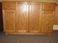 Brmc Shaker Style Doors Cherry Wood Made In Usa Vanity