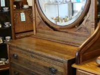 Broadwater Mercantile Antiques is open 10-5:30 M-Sa. We