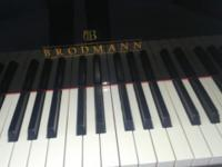 Brodmann Grand Piano in new condition. Recently