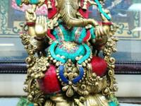 Ganesha (also known as Ganesa or Ganapati) is one of