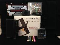 Excellent condition Bronze Nintendo DSI XL in original