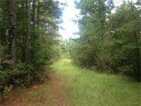 This 44 acres +- lies North of Zetus Road on Fairman