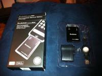 For Sale - Rechargeable Backup Battery for iPhone and