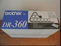 New, unopened.Brother 360 Drum Unit.Holladay/ Millcreek