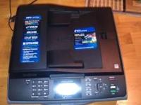 Brother all in one wireless printer....... It's