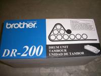 I have 2 Brother brand ink printer Drum unit - part