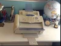This fax machine is great for use in homes and