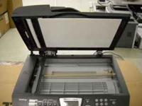 BROTHER MFC 7820N LASER PRINTER. ITEM IS A OFFICE PULL-