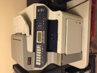 Sibling MFC-9840CDW color laser printer, scanner, photo