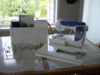 Brother Pacesetter NX600 Computerized Sewing Machine,