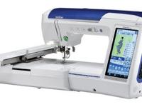 Brothers Quattro 2 6700Disney Embroidery/Sewing,