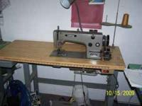Brother Ruffling Sewing Machine. Commercial.Runs