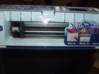 Brother ScanNCut CM550 hardly used Excellent condition