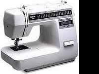Nice condition Serge Brother sewing machine Model