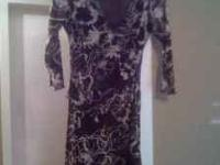 Brown dress size xs. $8. Call, text  Location: