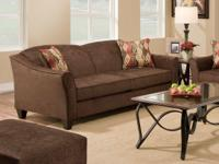 Abbville Sofa Group. Made in the U.S.A! Solid wood