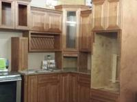 KITCHEN CABINETS BROWN LOOKS GREAT IN ANY HOME HIGH