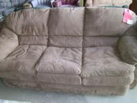 Here is a nice modern style sofa that has the pillowtop