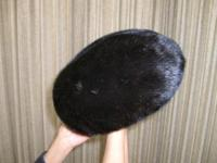 Descripción Beautiful Mink hat - new. I wear mostly