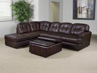 Great Price!! AWESOME SECTIONAL! Call or text anytime!
