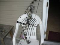 BROWNING BOW + ACCESSORIES $350.00 OBO. NEEDS NEW