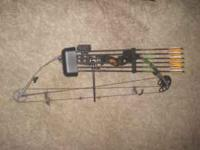 I bough this bow about five years ago. I used it for
