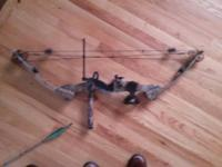 I bought this bow several years ago intending to obtain