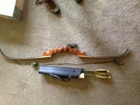 I have for sale a Browning FireDrake recurve how. It is