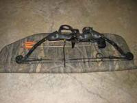 I have an older compound hunting bow for sale. It has