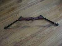 Browning Safari. Compound Bow. 55lb draw. Call after
