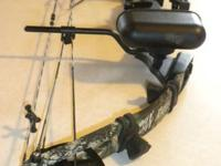 For sale is a Used Browning Micro Midas 3 Compound Bow.