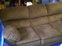 Bought this sofa brand new and only owned it for a