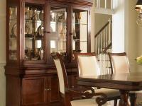 Broyhill Dining Room china cabinet, table and 6 chairs